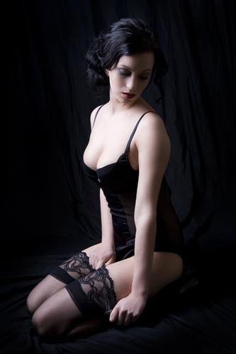 Artistic feminine photography