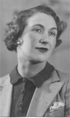My nanny Parker ( Ellen Parker - My mums mum )
